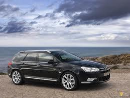 Citroen C5 Break fuel consumption, miles per gallon or litres/ km