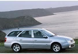 Citroen Xsara Combi fuel consumption, miles per gallon or litres/ km