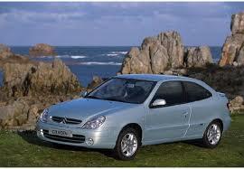 Citroen Xsara Coupe fuel consumption, miles per gallon or litres/ km