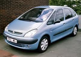 Citroen Xsara Picasso fuel consumption, miles per gallon or litres/ km