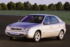 Citroen Xsara fuel consumption, miles per gallon or litres/ km