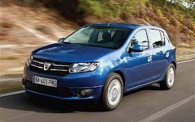 Dacia Sandero fuel consumption, miles per gallon or litres/ km