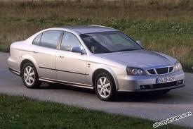 Daewoo Evanda fuel consumption, miles per gallon or litres/ km