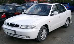 Daewoo Nubira fuel consumption, miles per gallon or litres/ km