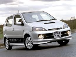 Daihatsu YRV fuel consumption, miles per gallon or litres/ km