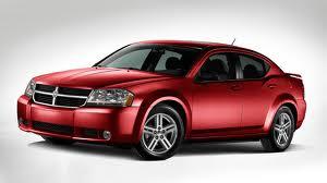 Dodge Avenger fuel consumption, miles per gallon or litres/ km