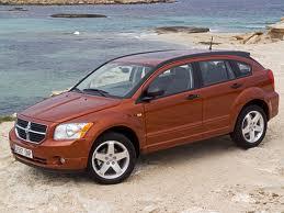 Dodge Caliber fuel consumption, miles per gallon or litres/ km
