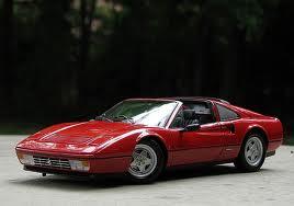 Ferrari 328 GTS fuel consumption, miles per gallon or litres/ km