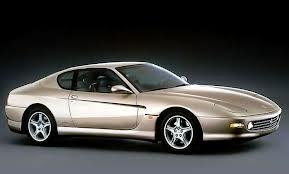 Ferrari 456M GT fuel consumption, miles per gallon or litres/ km