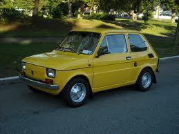 Fiat 126 fuel consumption, miles per gallon or litres- km