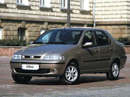 Fiat Albea fuel consumption, miles per gallon or litres/ km