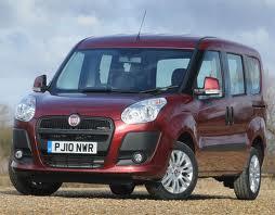 Fiat Doblo fuel consumption, miles per gallon or litres/ km
