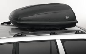 Tips to improve fuel economy, the roof box
