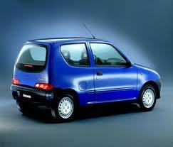 Fiat Seicento fuel consumption, miles per gallon or litres/ km