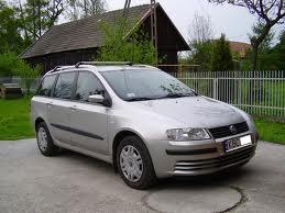 Fiat Stilo Multi Wagon fuel consumption, miles per gallon or litres/ km
