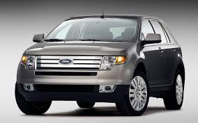 Ford Edge fuel consumption, miles per gallon or litres/ km