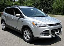 Ford Escape fuel consumption, miles per gallon or litres/ km