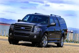 Ford Expedition fuel consumption, miles per gallon or litres/ km