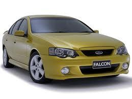 Ford Falcon fuel consumption, miles per gallon or litres/ km