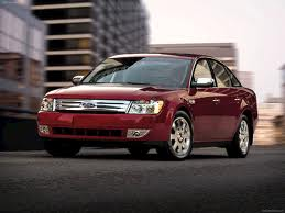 Ford Five Hundred fuel consumption, miles per gallon or litres/ km