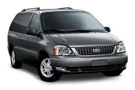 Ford Freestar fuel consumption, miles per gallon or litres/ km