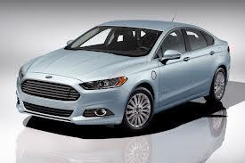 Ford Fusion fuel consumption, miles per gallon or litres/ km