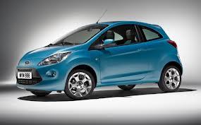 Ford Ka fuel consumption, miles per gallon or litres/ km