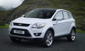 Ford Kuga fuel consumption, miles per gallon or litres/ km