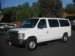 Ford Van E-150 fuel consumption, miles per gallon or litres/ km