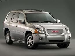 GMC Envoy fuel consumption, miles per gallon or litres/ km