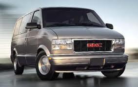GMC Safari fuel consumption, miles per gallon or litres/ km