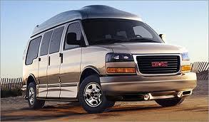 GMC Savana fuel consumption, miles per gallon or litres/ km
