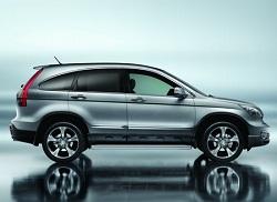 Honda CR-V fuel consumption, miles per gallon or litres/ km