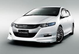 Honda Insight fuel consumption, miles per gallon or litres/ km