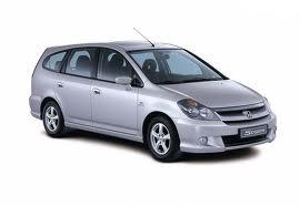Honda Stream fuel consumption, miles per gallon or litres/ km