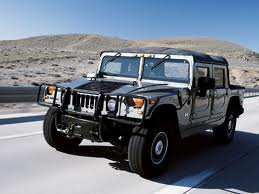 Hummer H1 Alpha fuel consumption, miles per gallon or litres/ km