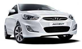 Hyundai Accent fuel consumption, miles per gallon or litres- km