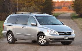 Hyundai Entourage fuel consumption, miles per gallon or litres/ km