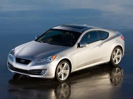 Hyundai Genesis fuel consumption, miles per gallon or litres/ km