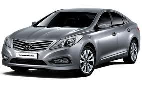 Hyundai Grandeur fuel consumption, miles per gallon or litres/ km
