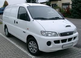 Hyundai H1 fuel consumption, miles per gallon or litres/ km