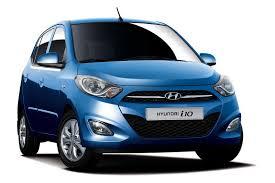Hyundai i10 fuel consumption, miles per gallon or litres/ km