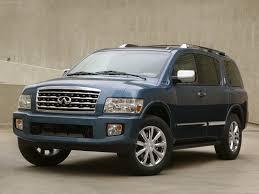 Infiniti QX 56 fuel consumption, miles per gallon or litres - km