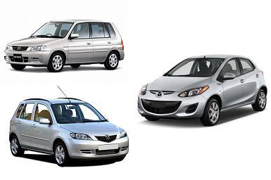 Mazda 2 fuel consumption, miles per gallon or litres – km
