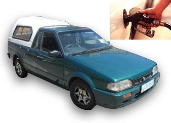 Mazda Rustler fuel consumption, miles per gallon or litres – km