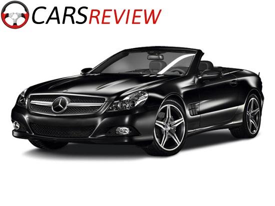 Mercedes Benz SL 550 Roadster fuel consumption, miles per gallon or litres – km